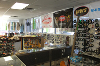 Gainesville tackle shop